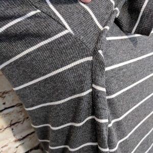 LuLaRoe Tops - LulaRoe Striped Irma Tunic Top